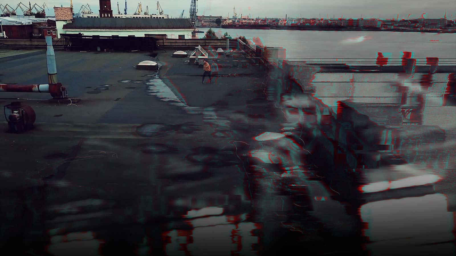 [单独购买] 潮流扭曲故障风视频转场特效编辑FCPX插件素材 MotionVFX – mTransition Distortion插图4