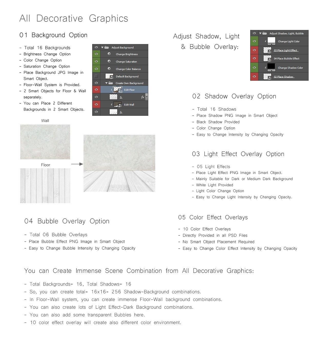方形产品包装盒设计展示贴图样机模板 Product Box Mock-Up 09插图3