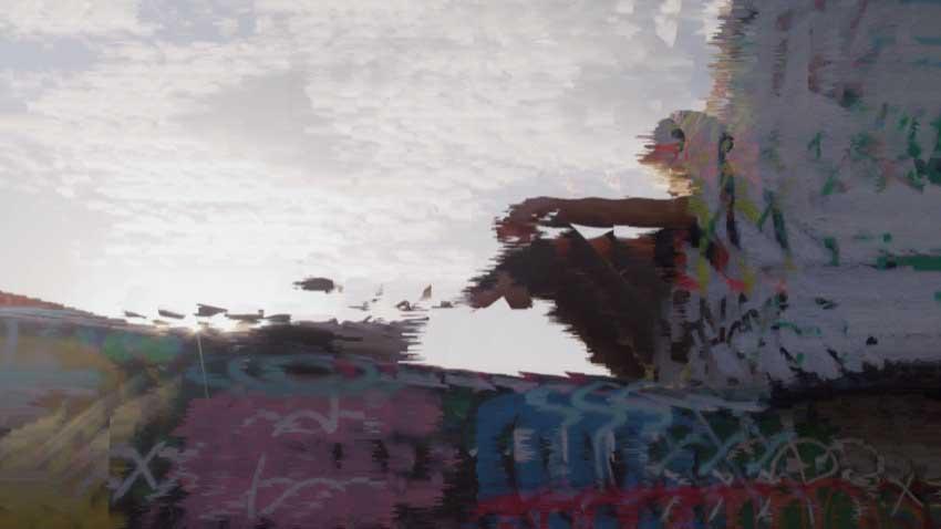 [单独购买] 潮流扭曲故障风视频转场特效编辑FCPX插件素材 MotionVFX – mTransition Distortion插图9