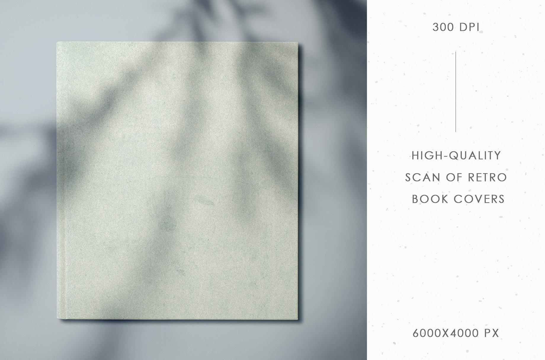[单独购买] 130款高清复古做旧艺术纸纹理海报设计背景底纹图片设计素材 130 Retro Book Covers插图6