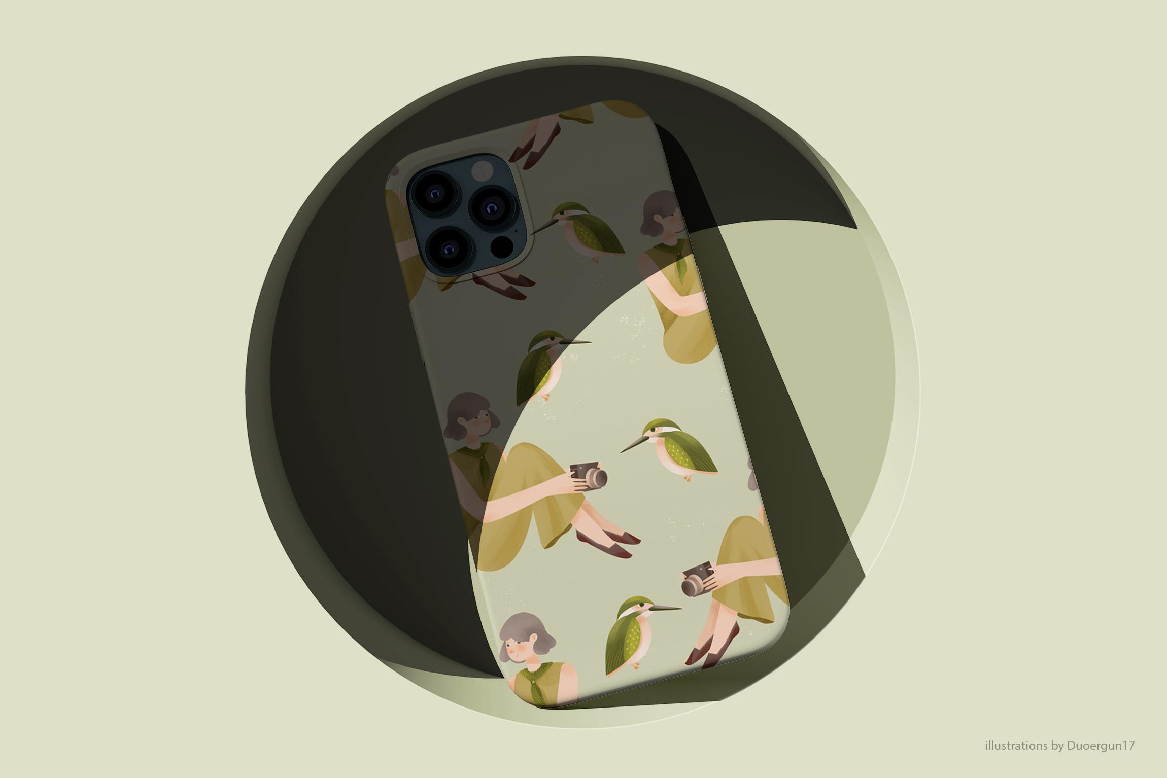 [单独购买] 15个超清前视图网页APP界面设计苹果设备屏幕演示样机 Device Pack Mockups – Front View插图10