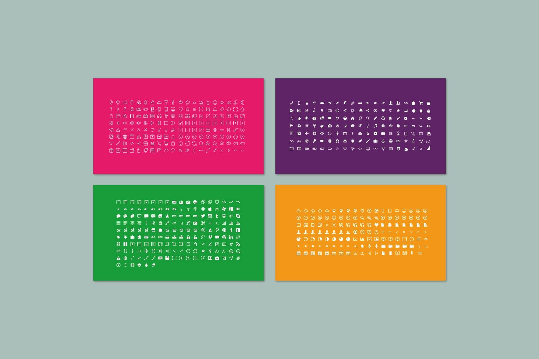 时尚极简产品营销演示文稿设计模板素材 Misya – Powerpoint Template插图10