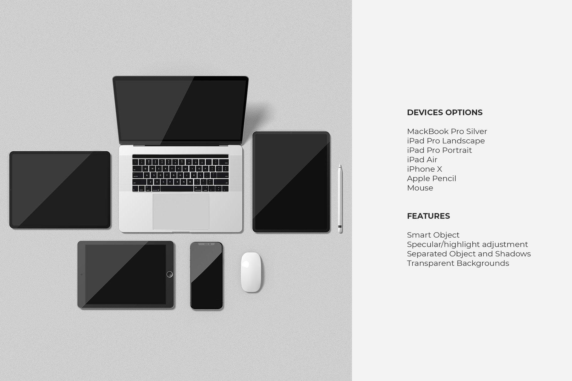 12个时尚简约品牌Logo设计办公用品展示贴图样机模板套装 Branding Mockup Scene Creator插图12