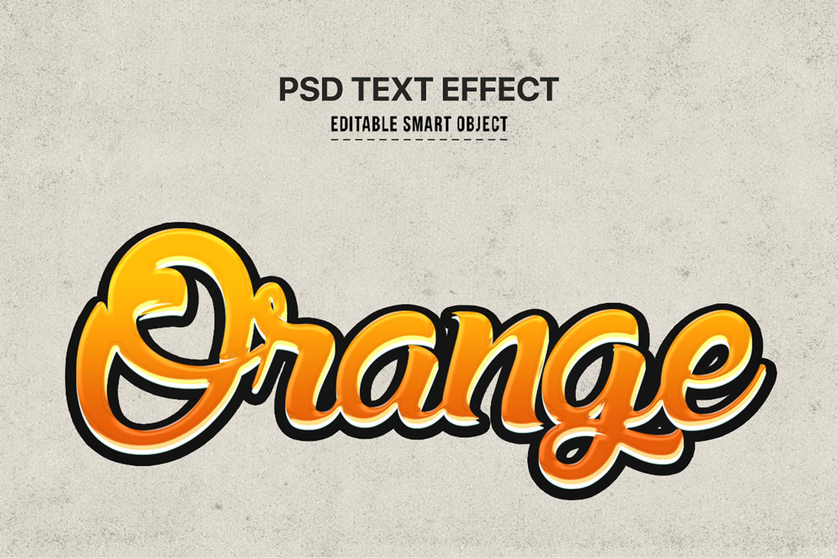 28款3D立体品牌包装海报标题Logo设计PS文本样式素材 28 Photoshop Text Styles Effects Collection插图24