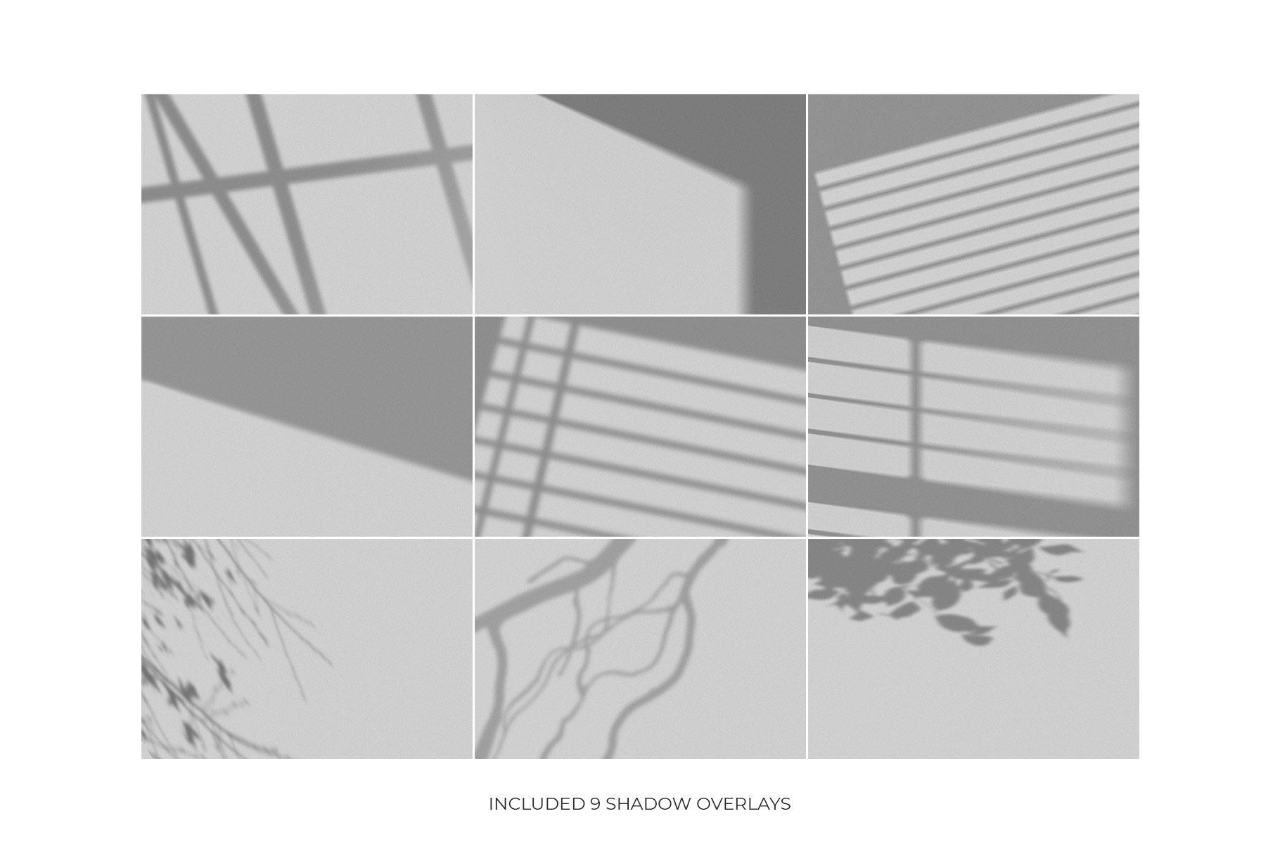 12个时尚简约品牌Logo设计办公用品展示贴图样机模板套装 Branding Mockup Scene Creator插图18