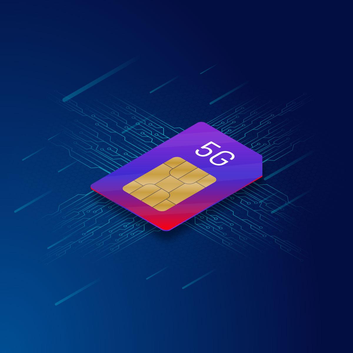 12款5G网络科技海报展板设计矢量素材 5G Technology Poster插图10