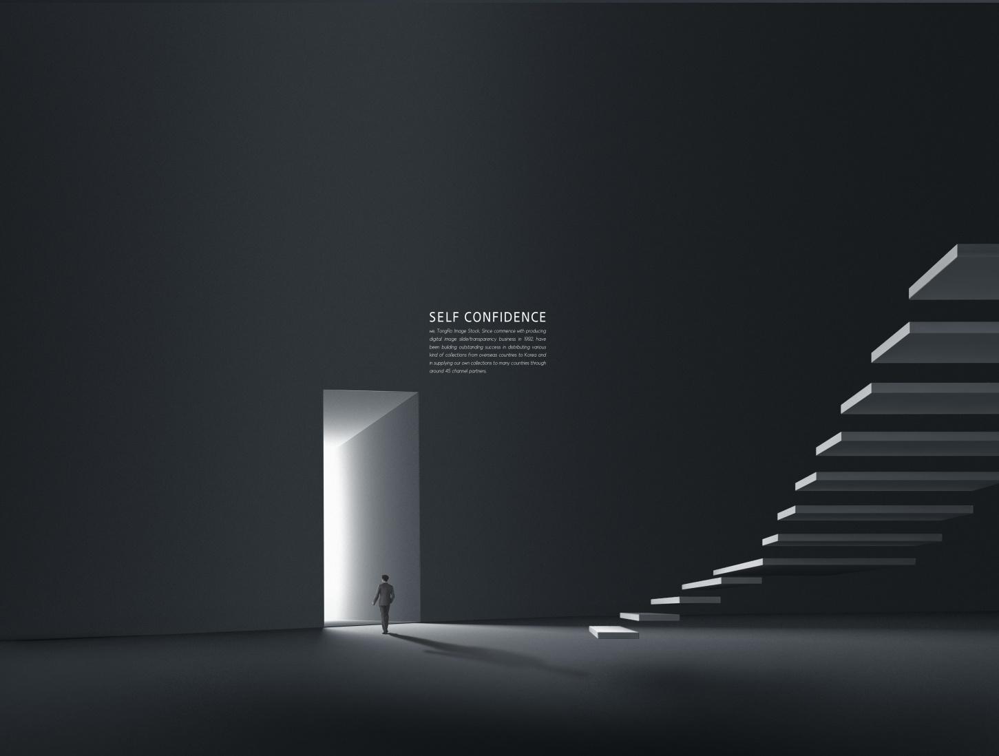 [单独购买] 12款创意黑白几何虚拟空间企业文化宣传主视觉海报设计PS素材模板 Virtual Space Sale Poster Template插图7