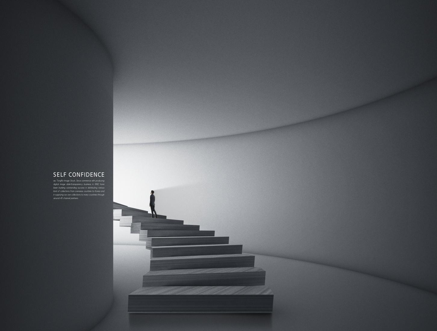 [单独购买] 12款创意黑白几何虚拟空间企业文化宣传主视觉海报设计PS素材模板 Virtual Space Sale Poster Template插图8