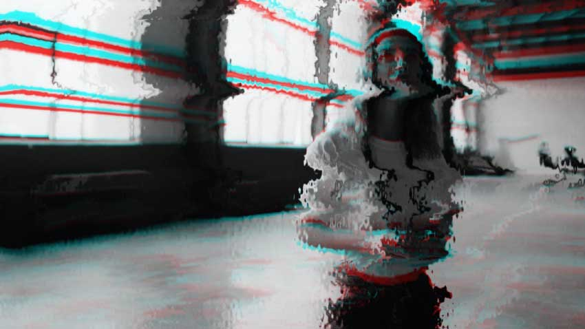 [单独购买] 潮流扭曲故障风视频转场特效编辑FCPX插件素材 MotionVFX – mTransition Distortion插图26