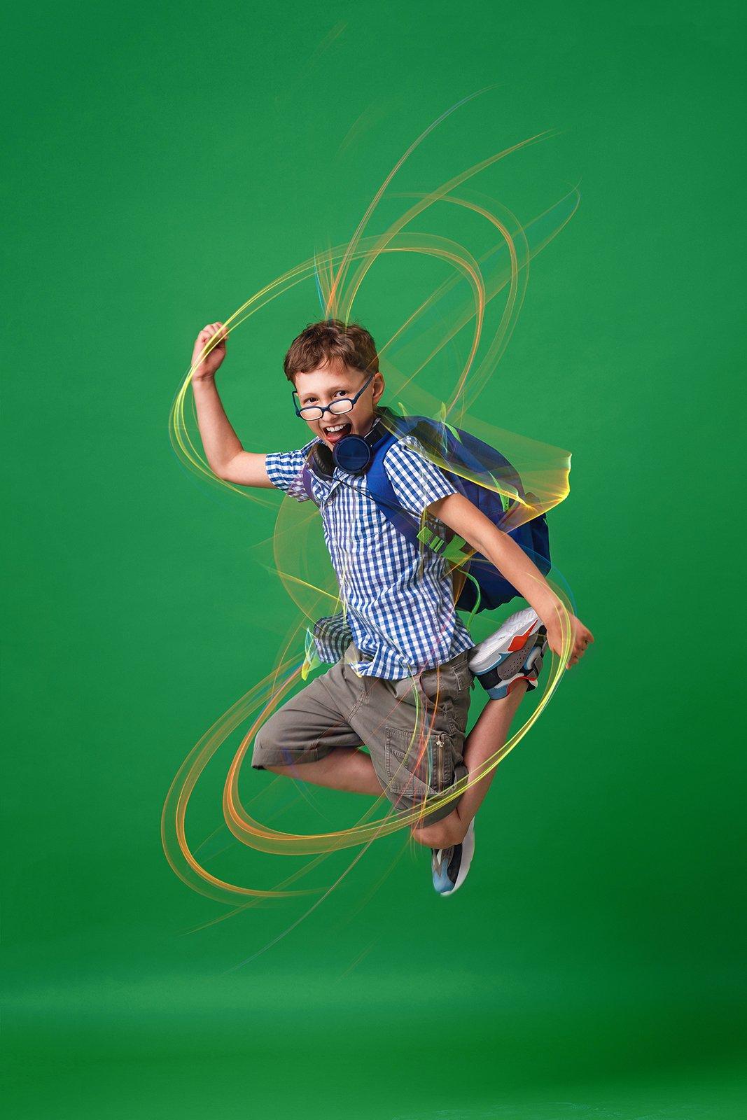 抽象科技烟雾线条装饰笔刷PNG透明图片设计素材 Abstract Brush Transparent PNG插图3