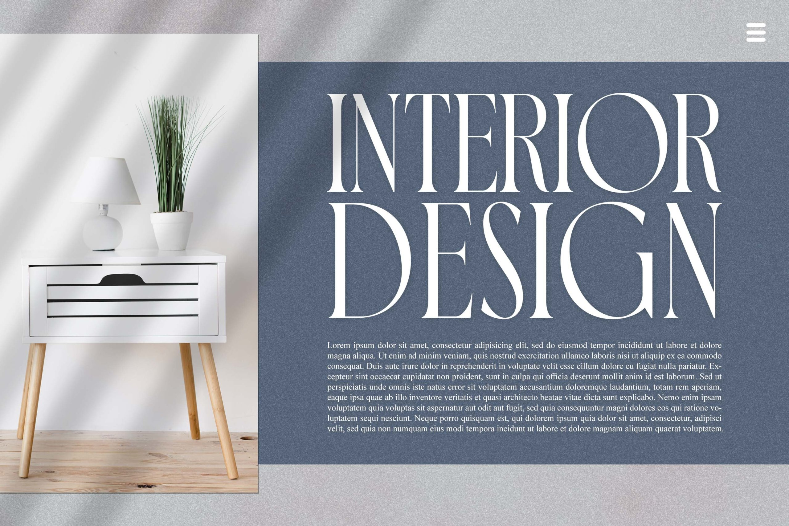 时尚极简现代品牌Logo标题衬线英文字体设计素材 Luxoorea – Stylish Display Serif插图2