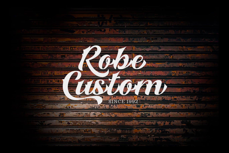 时尚复古哥特式标题徽标Logo手写英文字体素材 Custody Script – Tattoo Font插图2