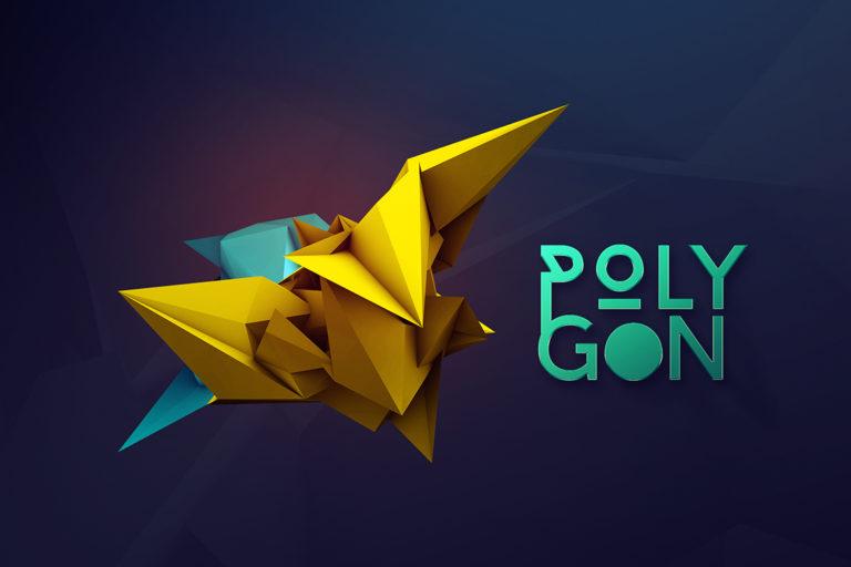 34款3D渲染抽象几何图形PNG透明图片素材 3D Geometric Polygon Renders插图2
