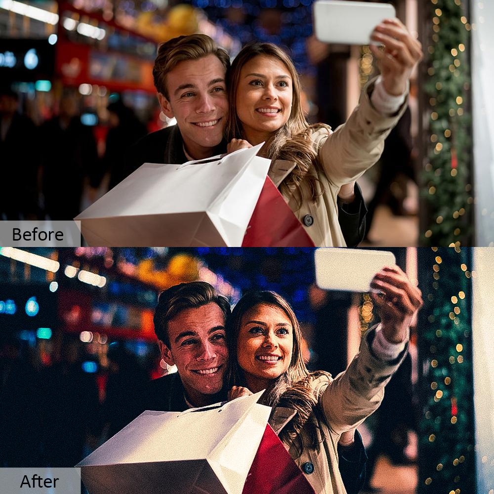 70款夜生活摄影照片调色滤镜PS动作模板 Night Life Photoshop Actions插图7