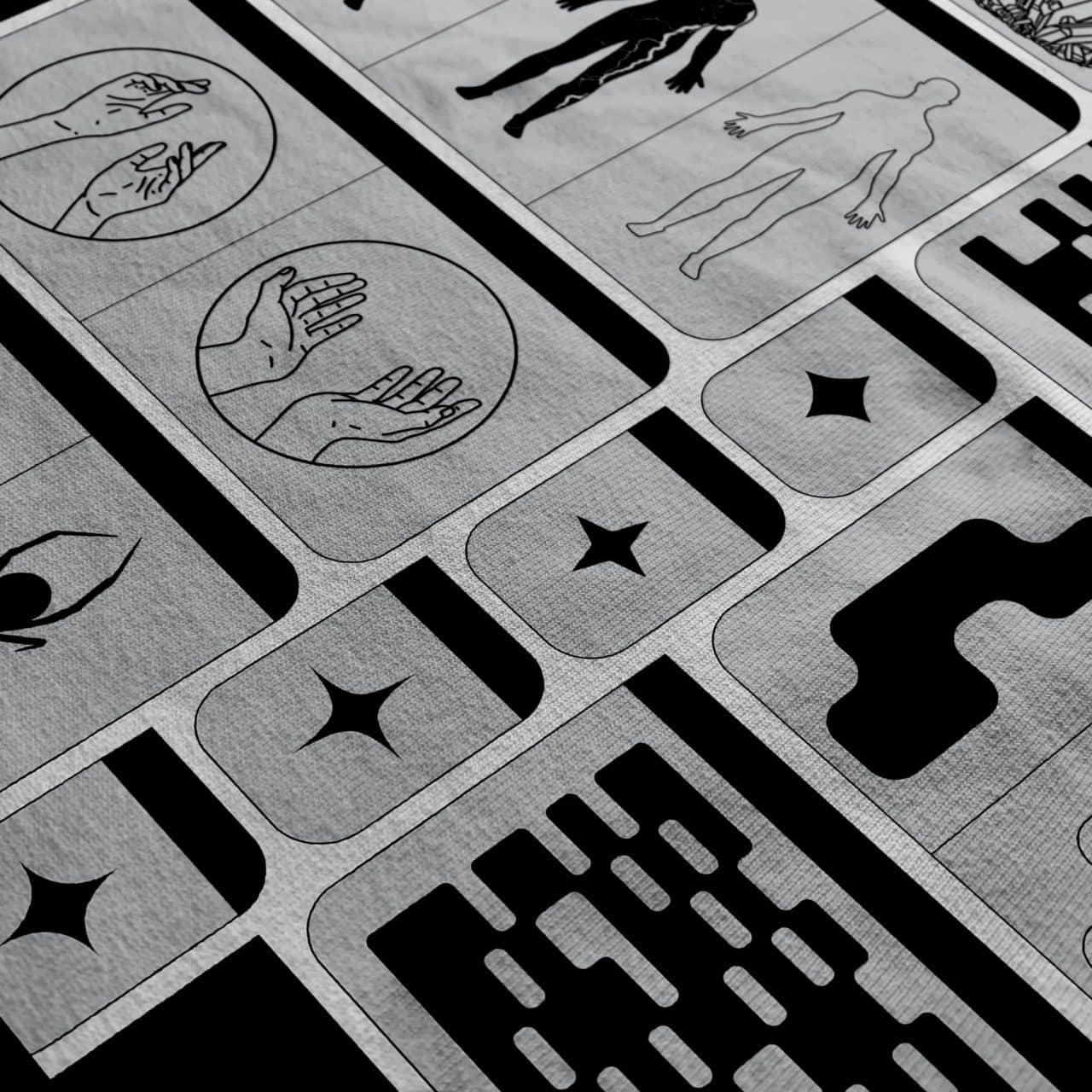 [单独购买] 124款潮流贴纸图标徽标Logo设计矢量素材套装 Studio Innate – Elements 000插图2