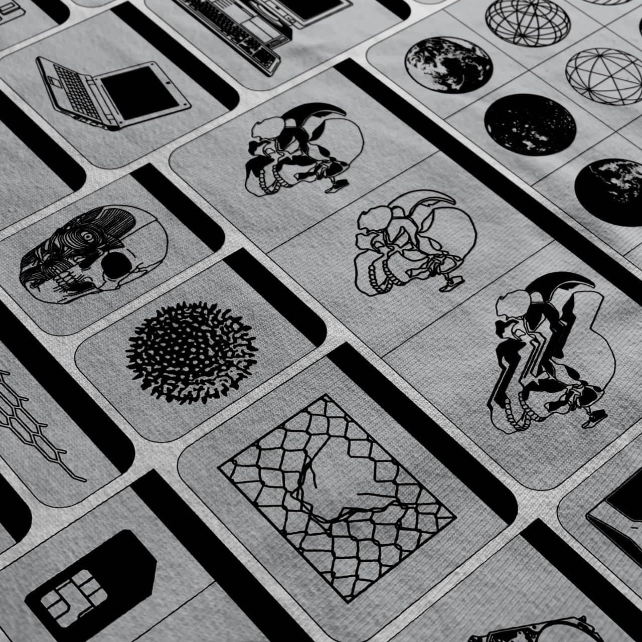 [单独购买] 124款潮流贴纸图标徽标Logo设计矢量素材套装 Studio Innate – Elements 000插图1