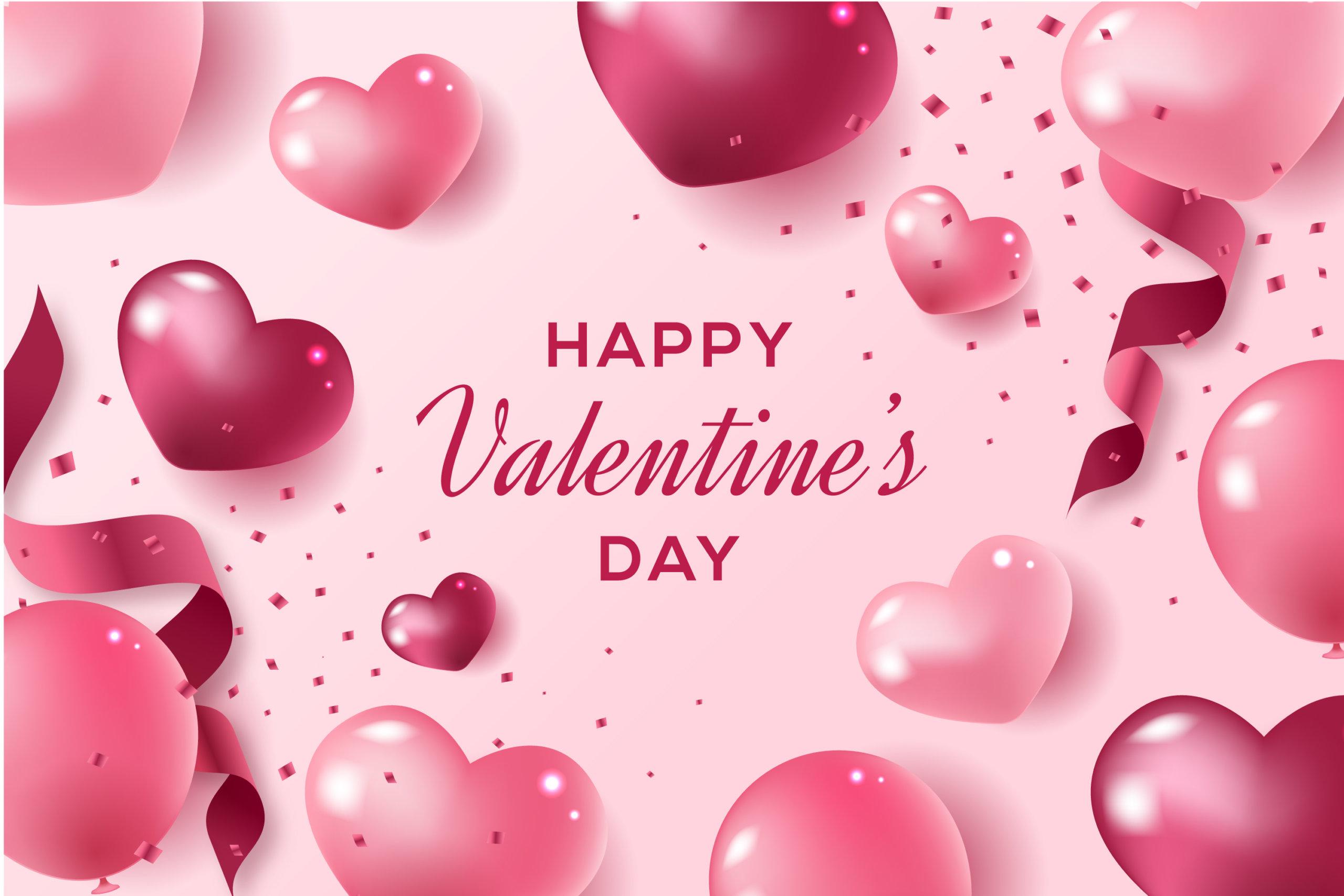 16款七夕节情人节爱心心形公益慈善海报传单AI设计素材 Valentines Day Love Promotion Poster插图7