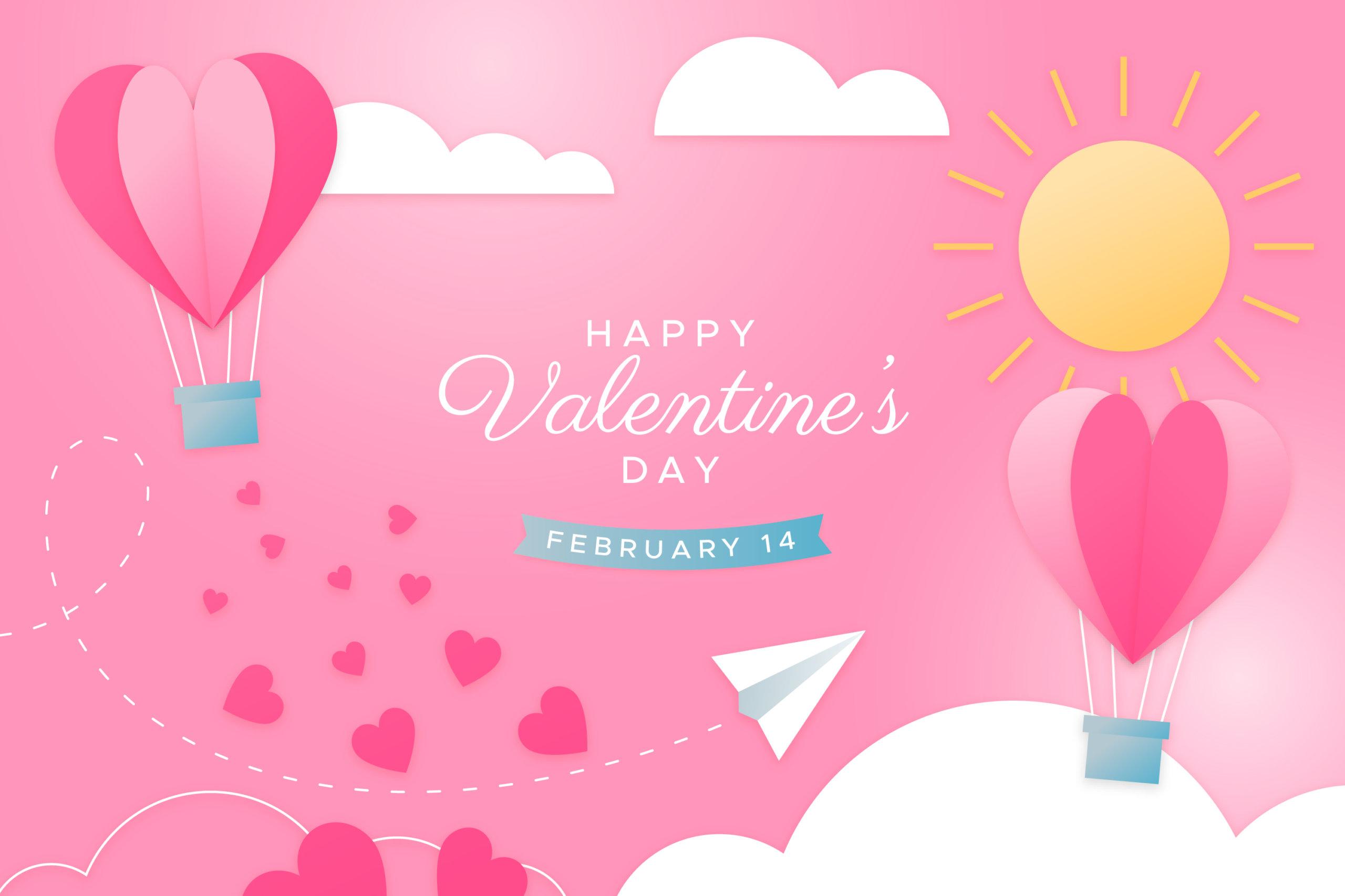 16款七夕节情人节爱心心形公益慈善海报传单AI设计素材 Valentines Day Love Promotion Poster插图10
