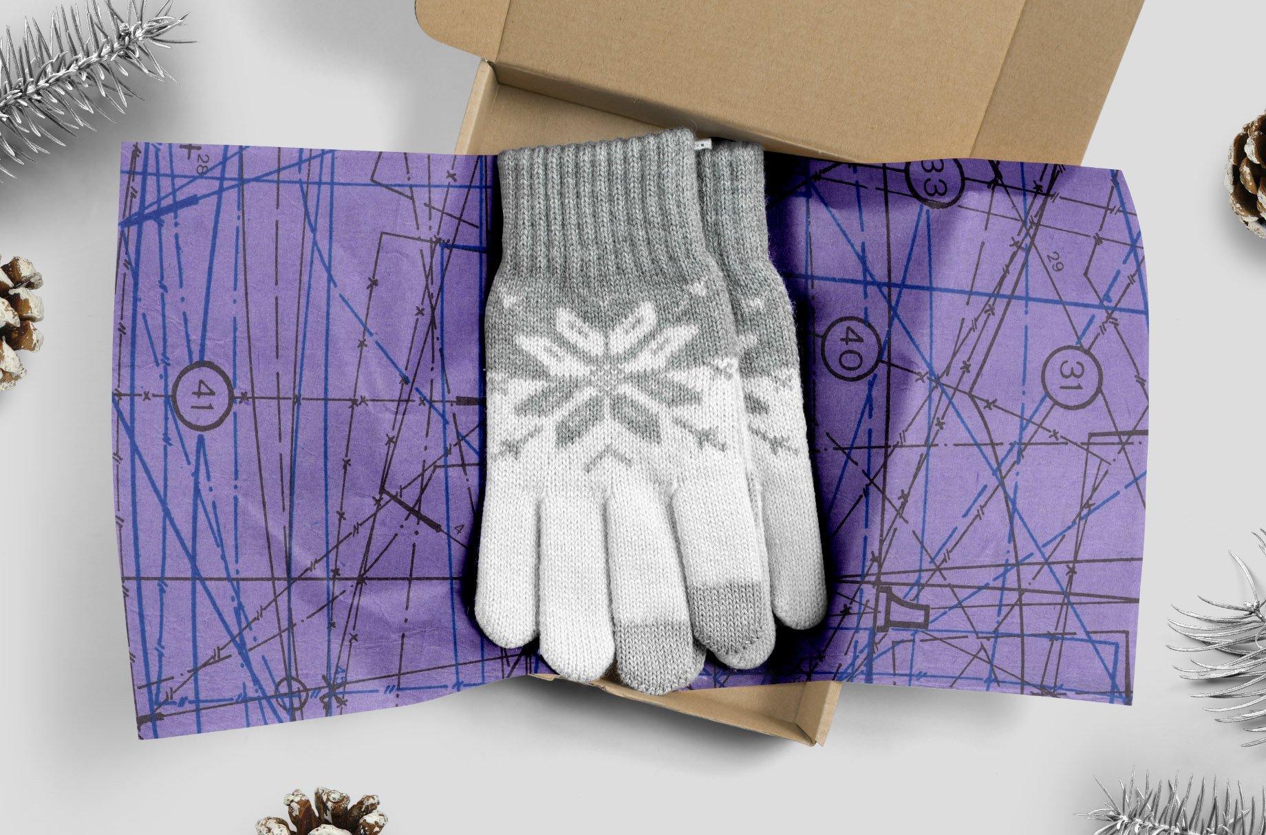 [单独购买] 60款潮流做旧粗糙图纸纹理海报设计背景底纹图片素材 Fabric Blueprint Textures插图6