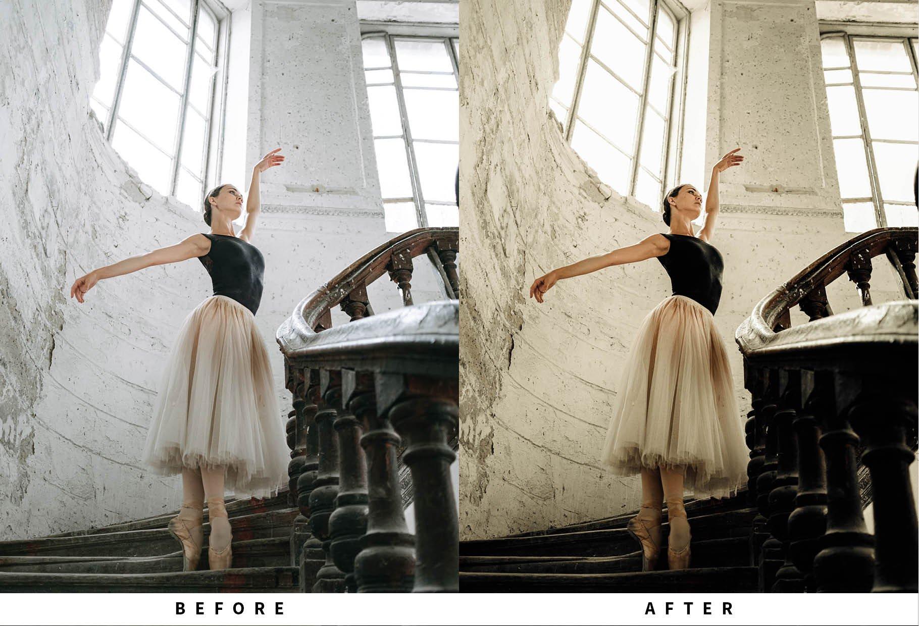 10个艺术摄影照片调色滤镜LR预设模板 10 Artistic Lightroom Presets插图7