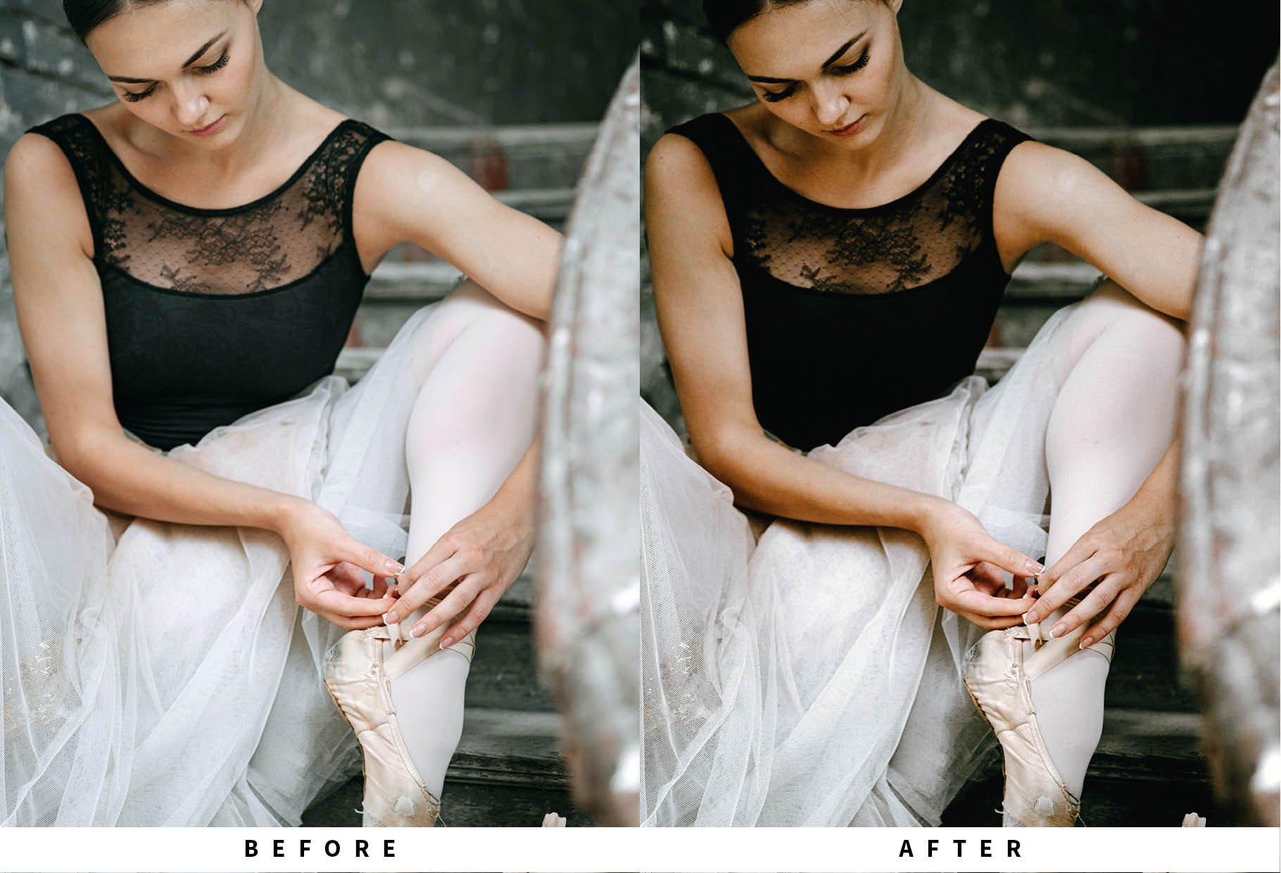 10个艺术摄影照片调色滤镜LR预设模板 10 Artistic Lightroom Presets插图1