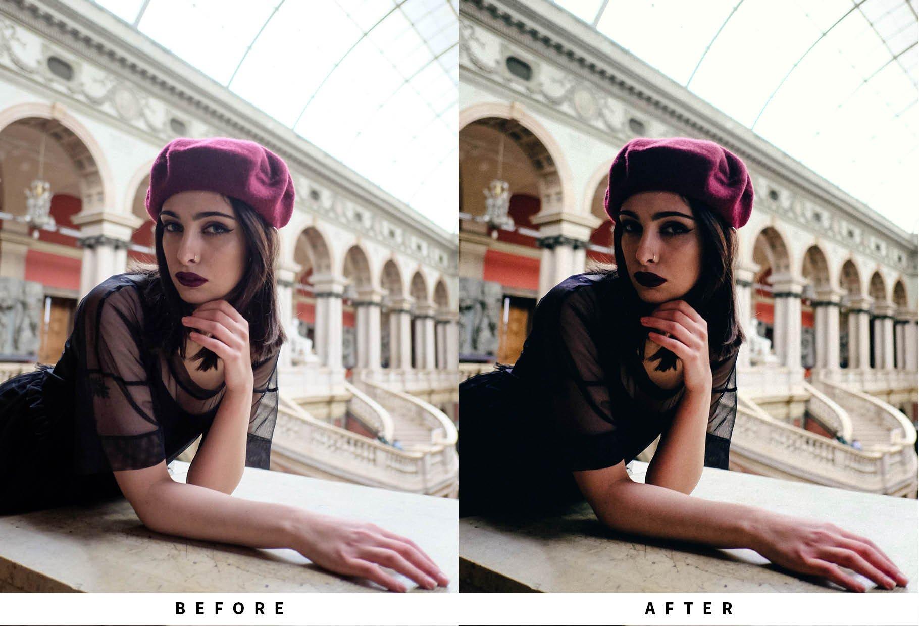10个艺术摄影照片调色滤镜LR预设模板 10 Artistic Lightroom Presets插图4