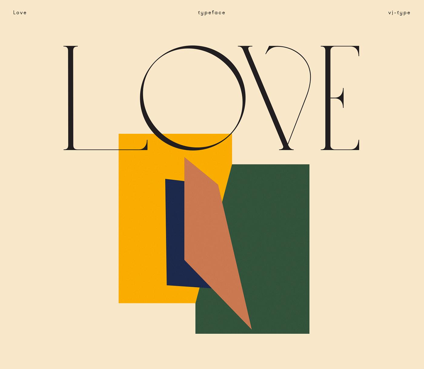 [单独购买] 10套潮流逆反差酸性杂志标题Logo设计VJ Type家族英文字体合集 VJ Type – Typeface Font Collection插图4