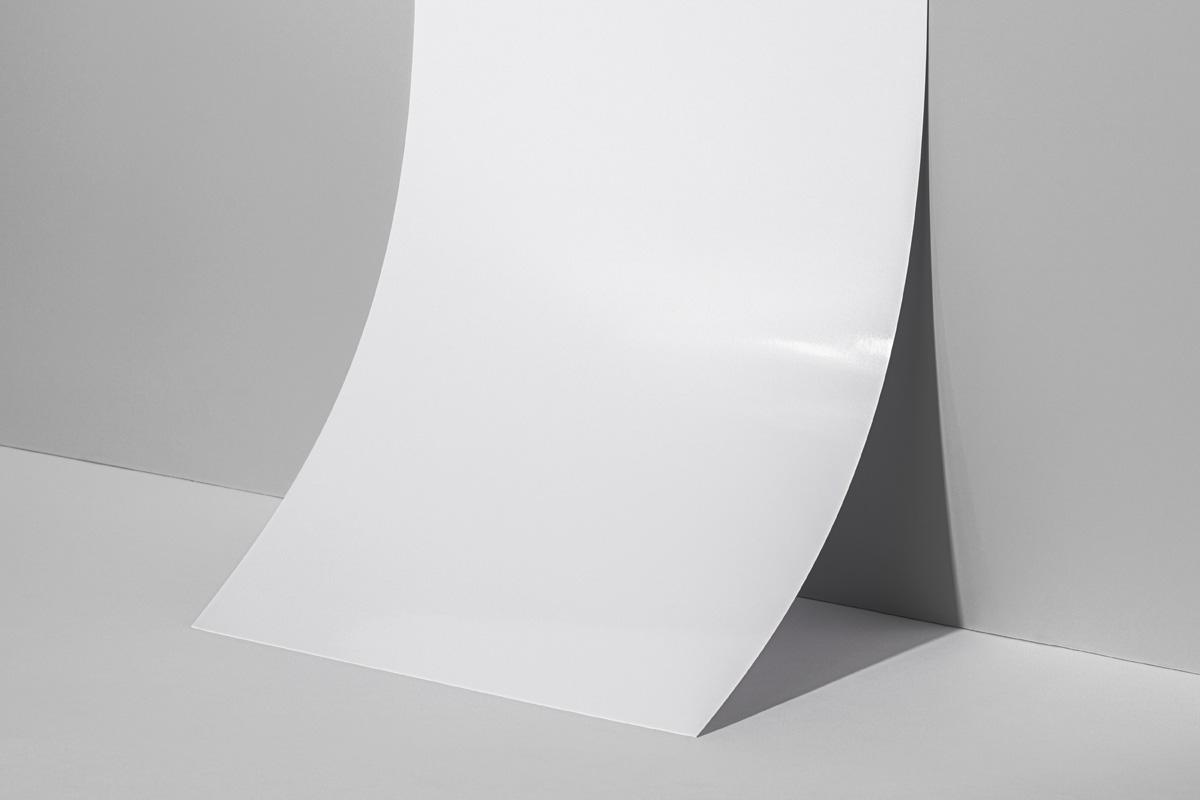 立式传单海报设计PS智能贴图样机模板 Psd Paper Brand Scene Mockup插图5