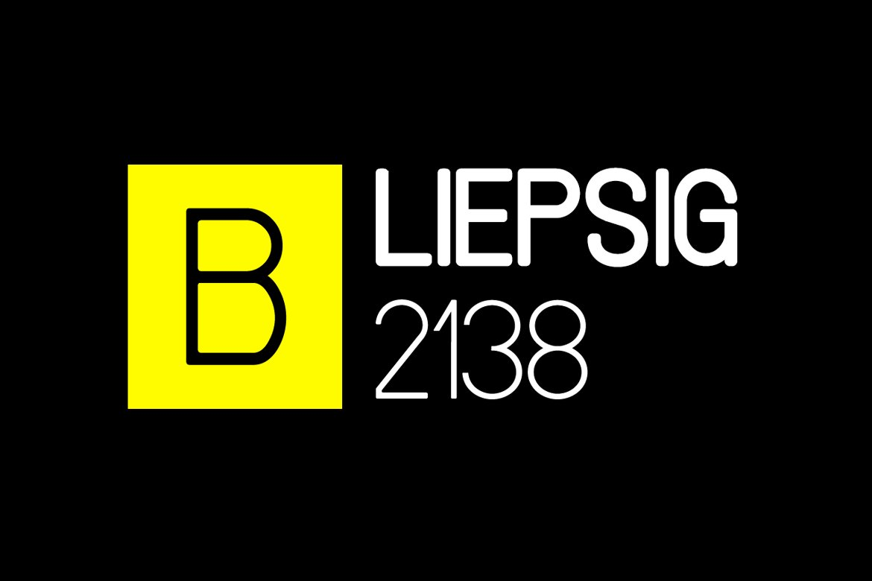 现代时尚杂志海报标题徽标Logo设计无衬线英文字体素材 SPACIA – Unique & Modern Display Typeface插图3