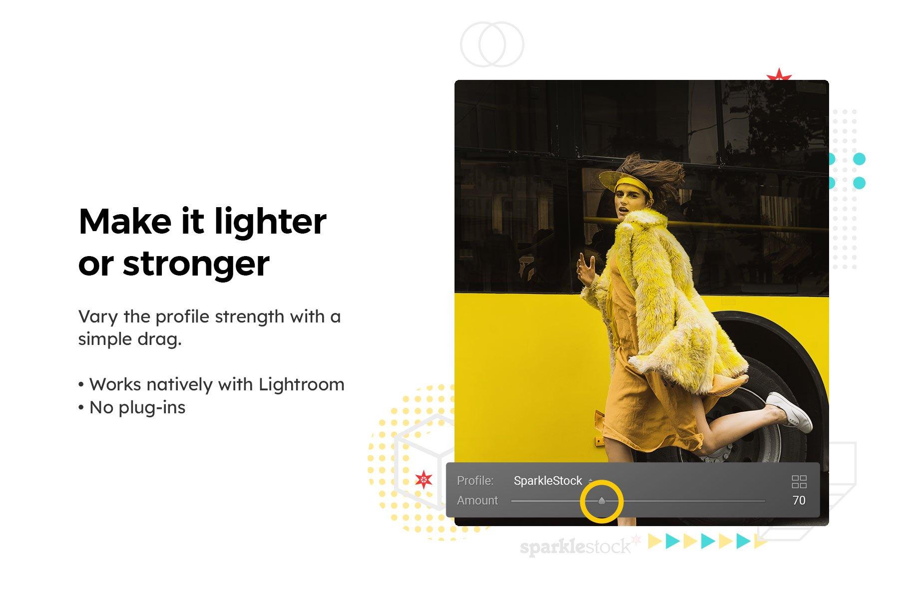 20款灰黄色调照片处理特效LR预设模板 20 Illuminating Yellow LR Presets插图6