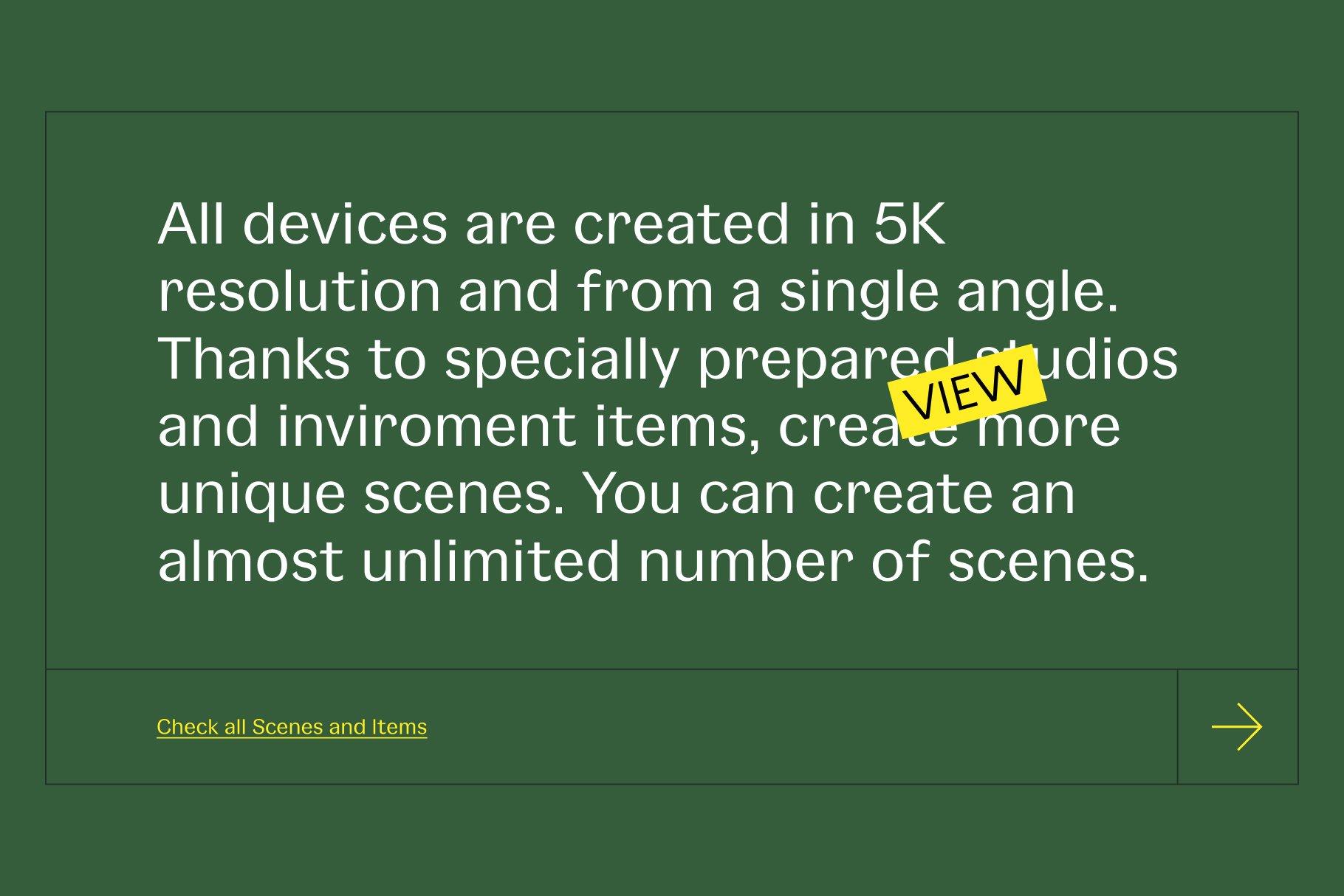 [单独购买] 16款时尚等距APP界面设计苹果设备屏幕演示场景样机模板套装 Device Pack Mockups – Isometric插图1