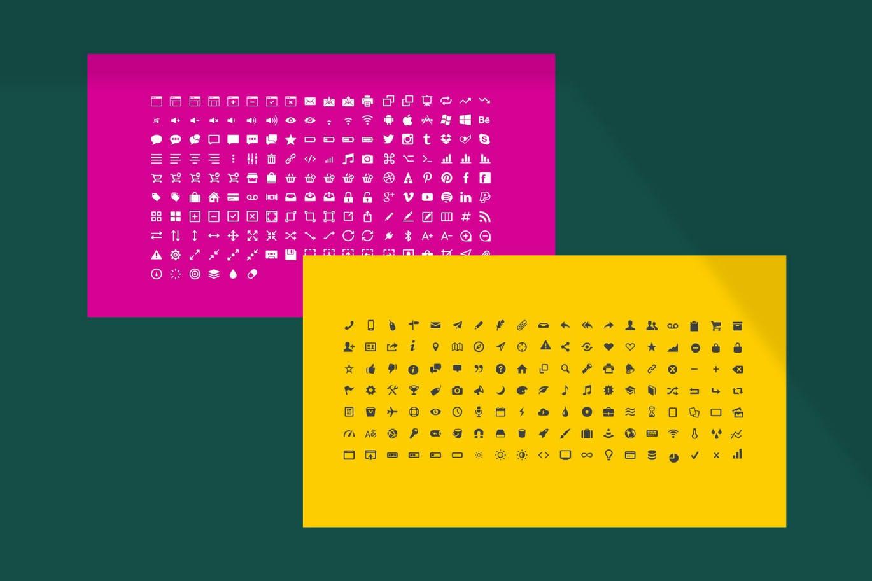 时尚炫彩品牌策划提案简报作品集设计PPT+Keynote模板 Millenia – Fashion PowerPoint Template插图5
