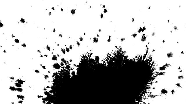 [单独购买] 160款4K高清水墨泼墨晕染滴落背景转场视频设计素材 BusyBoxx – V11 Ink Spreads插图45