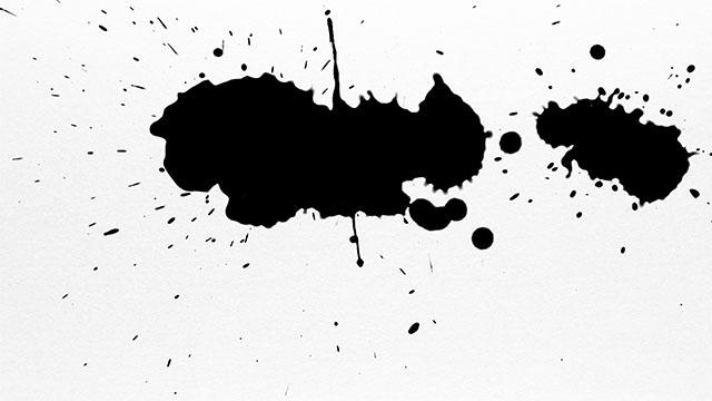 [单独购买] 160款4K高清水墨泼墨晕染滴落背景转场视频设计素材 BusyBoxx – V11 Ink Spreads插图89