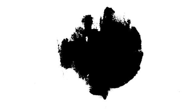 [单独购买] 160款4K高清水墨泼墨晕染滴落背景转场视频设计素材 BusyBoxx – V11 Ink Spreads插图112
