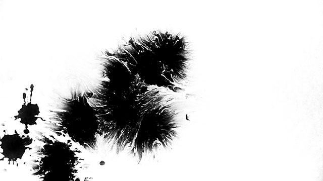 [单独购买] 160款4K高清水墨泼墨晕染滴落背景转场视频设计素材 BusyBoxx – V11 Ink Spreads插图159