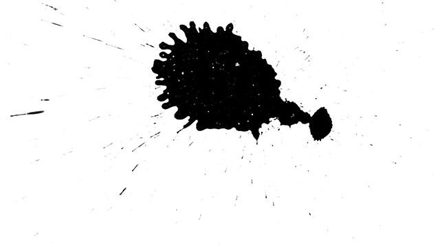[单独购买] 160款4K高清水墨泼墨晕染滴落背景转场视频设计素材 BusyBoxx – V11 Ink Spreads插图160