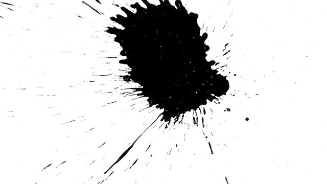 [单独购买] 160款4K高清水墨泼墨晕染滴落背景转场视频设计素材 BusyBoxx – V11 Ink Spreads插图2