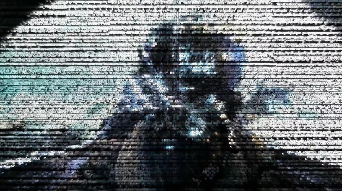 科幻未来派黑客代码故障视频转场AE视频模板素材 Digital Transitions and Short Intro插图2