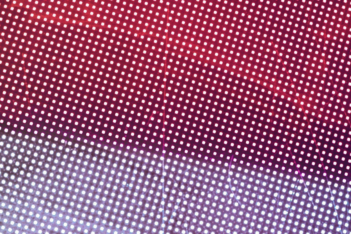 29款抽象点状光照散景海报设计背景图片素材 Abstract Light 02 Images插图1
