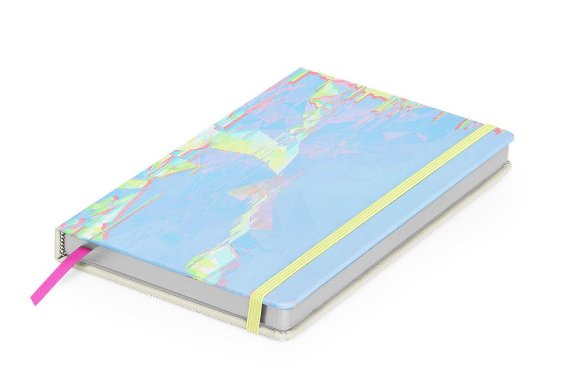 15款抽象故障失真纹理海报设计背景图片素材 Pastel Noise插图4