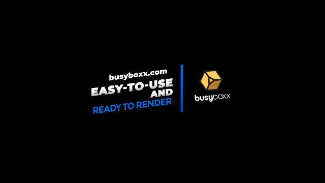 100个现代标题徽标Logo文本动画演示MP4视频模板素材 BusyBoxx – V05 Modern Titles插图53