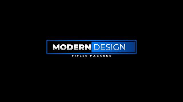 100个现代标题徽标Logo文本动画演示MP4视频模板素材 BusyBoxx – V05 Modern Titles插图67
