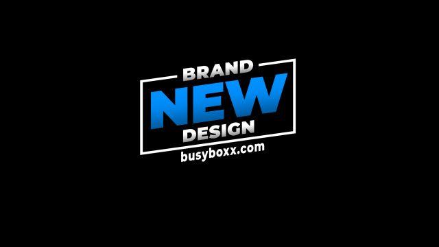 100个现代标题徽标Logo文本动画演示MP4视频模板素材 BusyBoxx – V05 Modern Titles插图71