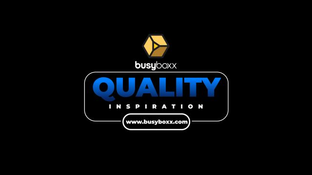 100个现代标题徽标Logo文本动画演示MP4视频模板素材 BusyBoxx – V05 Modern Titles插图73
