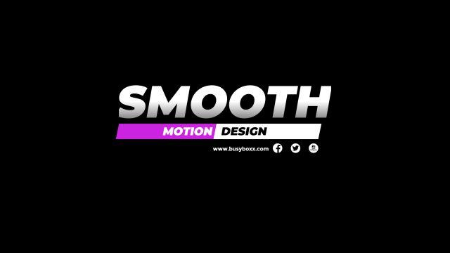 100个现代标题徽标Logo文本动画演示MP4视频模板素材 BusyBoxx – V05 Modern Titles插图91