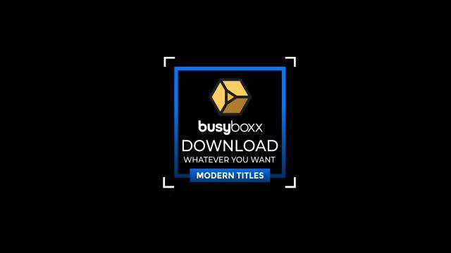 100个现代标题徽标Logo文本动画演示MP4视频模板素材 BusyBoxx – V05 Modern Titles插图23