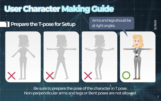 [单独购买] 潮流自定义卡通二维MG人物角色骨骼绑定Duik映射动作动画AE视频模板素材 Character Rigging Mock Up Animations插图6