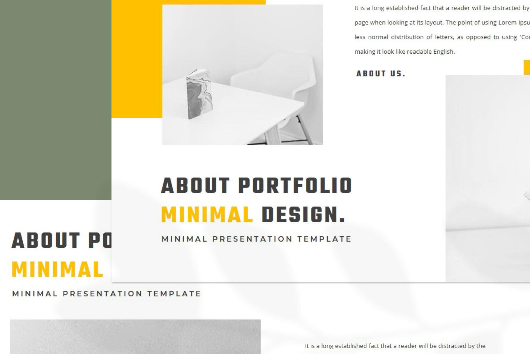 现代简约商务策划提报演示文稿幻灯片设计模版 UNLIMITED Powerpoint Template插图5
