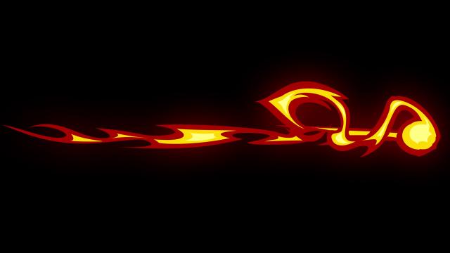 [单独购买] 150个4K高清动漫卡通火焰烟雾能量电流爆炸转场MG元素包PR+AE动画模板  BusyBoxx – V06 Comic FireFX插图127